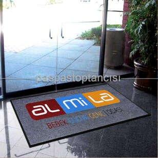 Mobilya Mağazaları için Logolu Paspaslar - Thumbnail