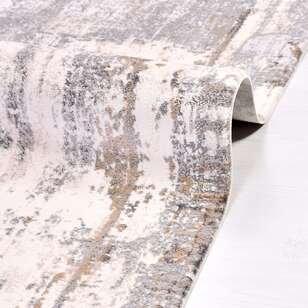 Modern Bej Salon Halısı Babil 2012BGR - Thumbnail