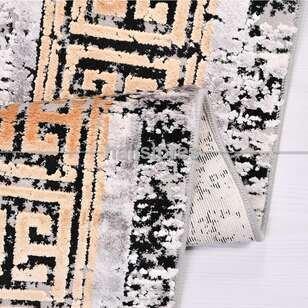 Modern Çerçeveli Salon Halısı Kristal 18114 - Thumbnail