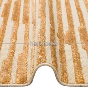 Modern Desenli Antilk Gold Halı Zenith ZNT 02 Dyed - Thumbnail