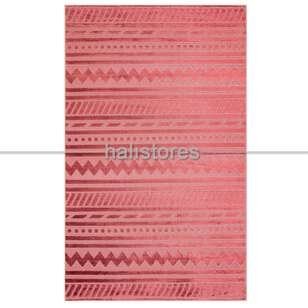 Modern Desenli Bordo Halı Zenith ZNT 06 Dyed - Thumbnail