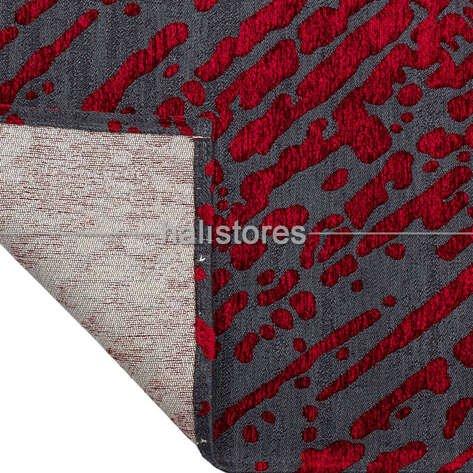 Modern Desenli Kırmızı Halı CPL 01