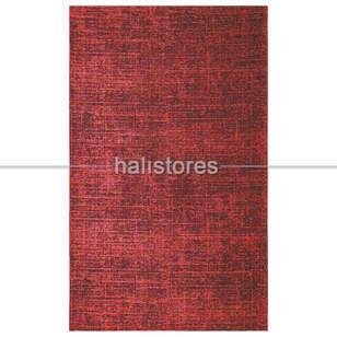 Modern Desenli Kırmızı Halı CPL 03 - Thumbnail