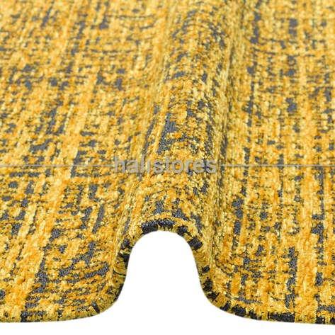 Modern Desenli Sarı Halı CPL 03