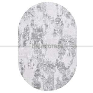 Modern Oval Bambu Halı Galaxy 13621 - Thumbnail