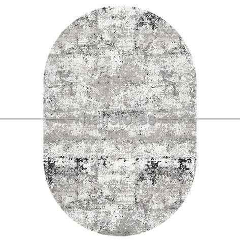 Modern Oval Halı Valen 2603