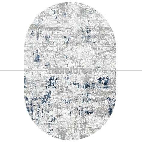 Modern Oval Halı Valen 2604