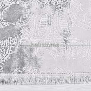 Modern Yuvarlak Bambu Halı Galaxy 13621 - Thumbnail