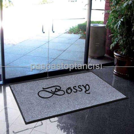 Ofisler için Logolu Paspas