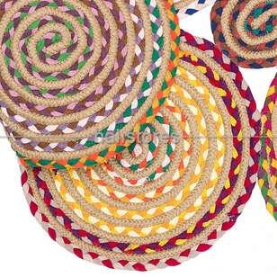 Örgü Halı Choti Mix 01 Renkli - Thumbnail