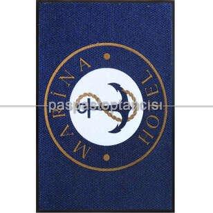 Paspas Toptancısı - Otel için Logolu Paspas (1)