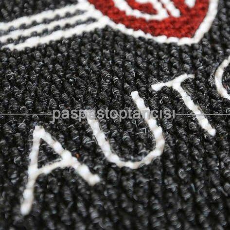Otomotiv Firmaları için Logolu Halı Paspaslar