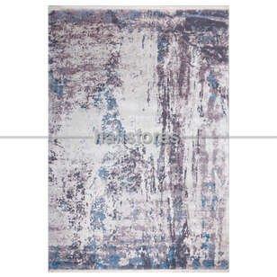 Liviadora - Özel Tezgah Halısı Amber 1003 Mavi (1)