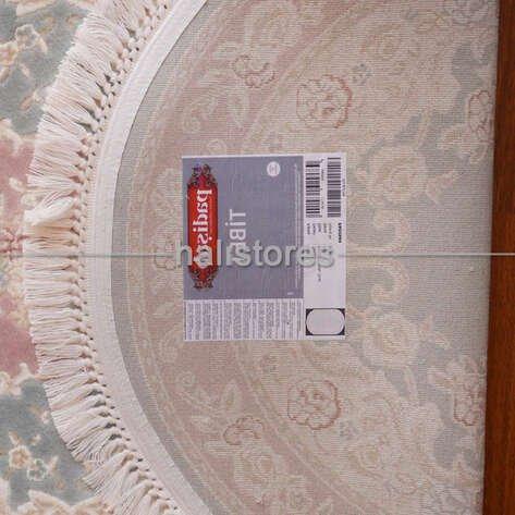 Padişah Oval Halı Tibet Halısı TB007-0030