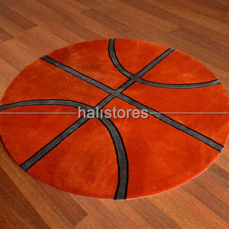 Pierre Cardin Halı Custom Design Kids Basketbol Topu Halı