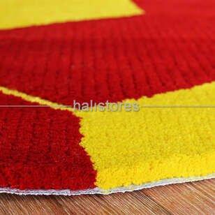 Pierre Cardin Halı Custom Design Kids Galatasaray Halısı - Thumbnail