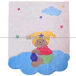 Pierre Cardin Halı Custom Design Kids Yaramaz Çocuk - Thumbnail