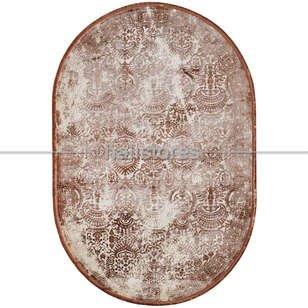 Pierre Cardin Klasik Oval Halı Magnifique MQ24D - Thumbnail