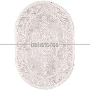 Pierre Cardin Klasik Oval Halı Magnifique MQ31G - Thumbnail