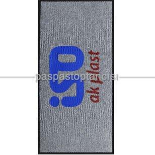 Plastik Firmaları için Logolu Paspas - Thumbnail
