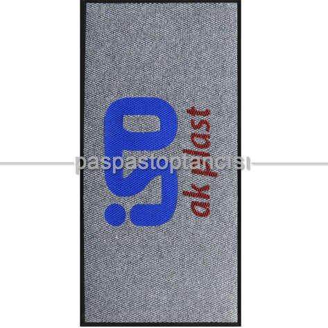 Plastik Firmaları için Logolu Paspas