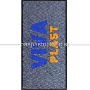 Plastik Firmaları için Logolu Paspaslar - Thumbnail