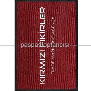 Reklam Ajansları için Logolu Paspas - Thumbnail