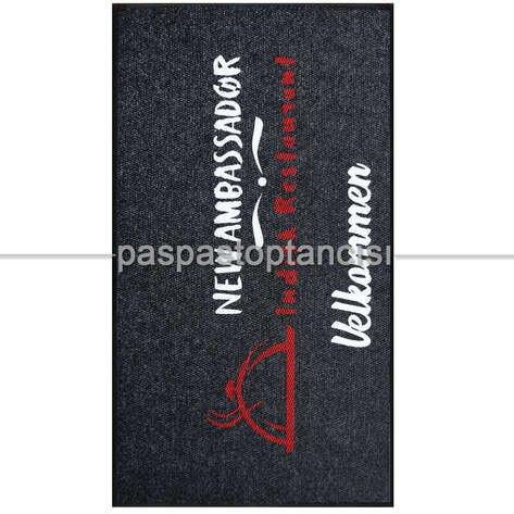 Restaurantlar için Logolu Paspaslar
