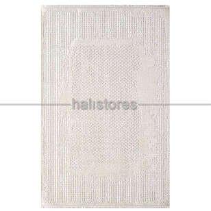 Royal Beyaz Renkli Modern Halı Ege EG26B - Thumbnail