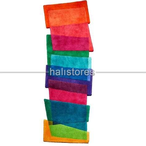 Renkli Dikdörtgenler