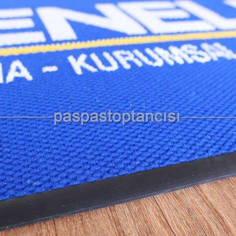 Tekstil Firmaları için Logolu Halı Paspas