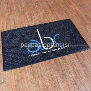 Tekstil Firmalarına Özel Logolu Paspas - Thumbnail