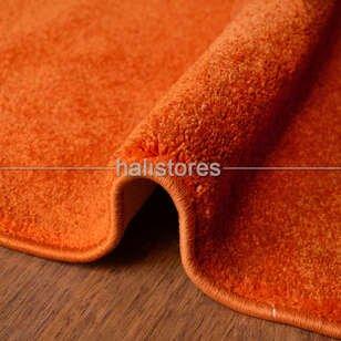 Turuncu Renkli Halı - Thumbnail