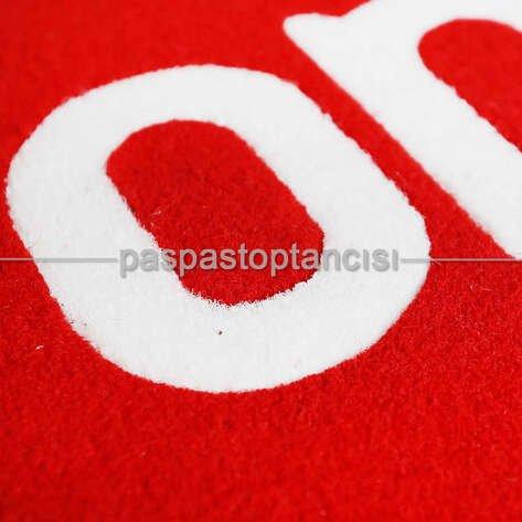 Yazılım Firmaları için Logolu Koko Paspas