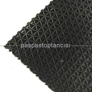 Paspas Toptancısı - Yıldız Z Mat Islak Zemin Paspası Normal 5 mm Siyah (1)