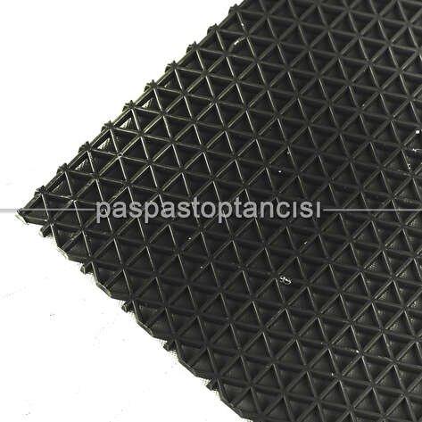 Yıldız Z Mat Islak Zemin Paspası Normal 5 mm Siyah