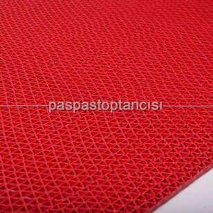 Z Mat Islak Zemin Paspası Normal 5 mm Kırmızı - Thumbnail