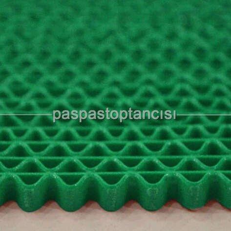 Z Mat Islak Zemin Paspası Normal 5 mm Yeşil