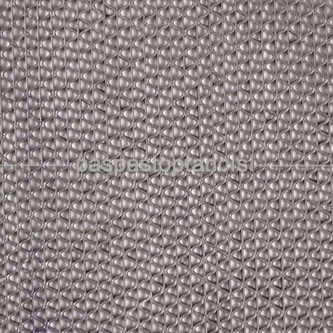Z Mat Islak Zemin Paspası Süper 7 mm Gri